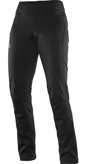 Salomon W's Equipe Softshell Pant Black
